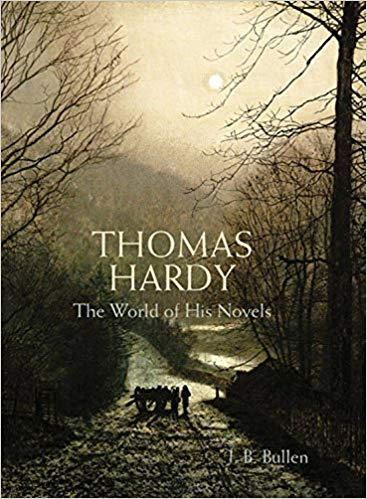 book cover for Thomas Hardy
