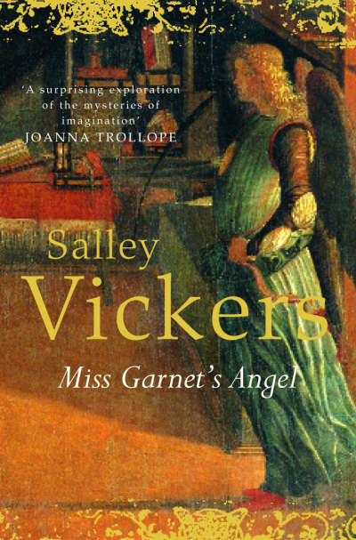 angel on book cover